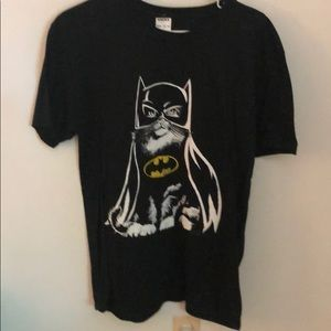 Catman-Batman T-Shirt